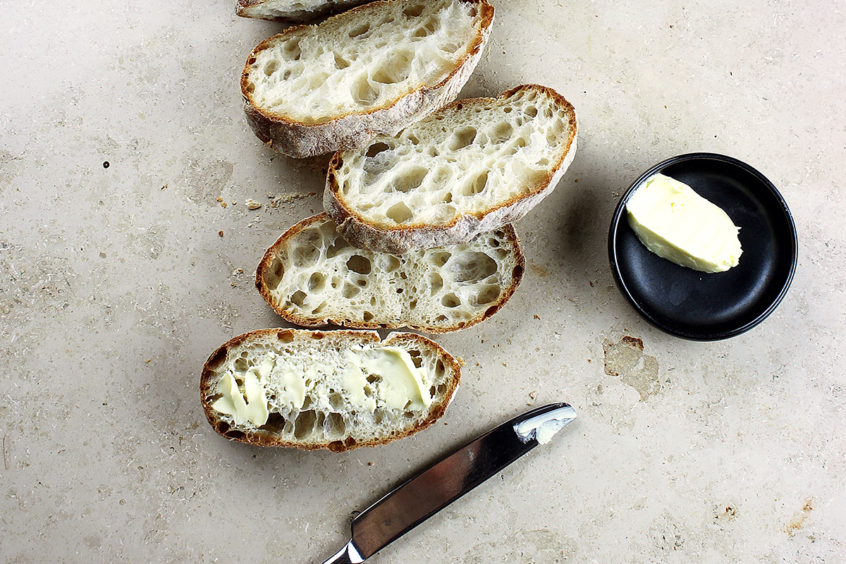 Recipe: Ciabatta bread